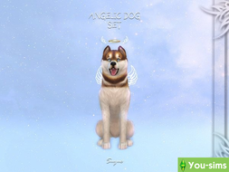 Сет Angelic Dog от Suzue