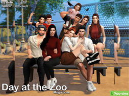 Поза Day at the Zoo от Beto_ae0