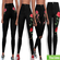 Джинсы Top Shop Black Knee Ripped от Pinkzombiecupcakes
