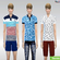 Поло Patterned Cool от McLayneSims