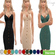 Платье Ribbed Button Front Bodycon от ekinege