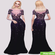 Платье FRS ZM Purple Gown от fashionroyaltysims