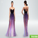 Вечернее платье Silk ombre gown Violet от starlord