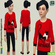 Сет одежды Catwalk от Just For Your Sims