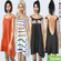Платье Bare Shoulder от sims2fanbg